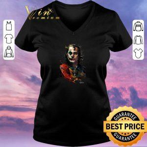Top Joker Joaquin Phoenix Art shirt sweater