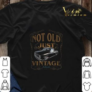 1982 chevy c10 black not old just vintage authentic shirt sweater 2