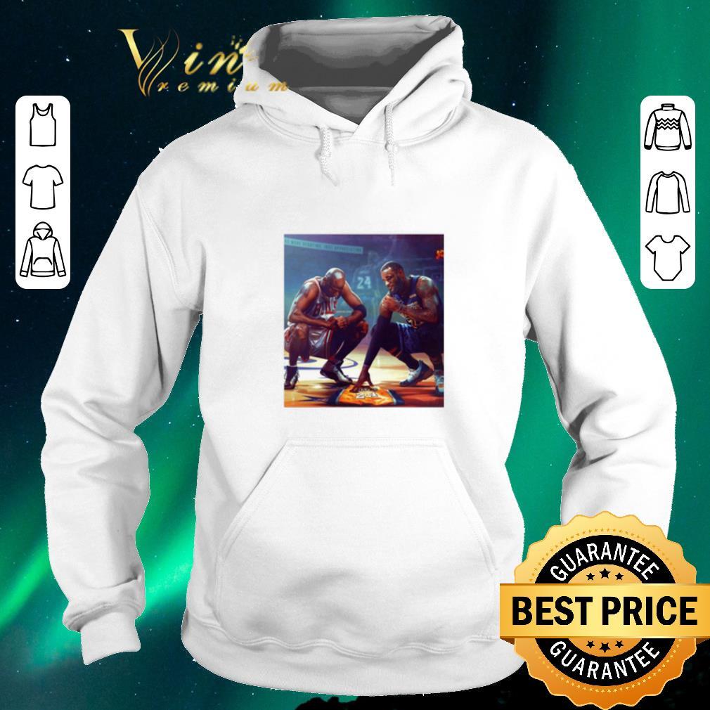 Awesome Michael Jordan Lebron James RIP Kobe Bryant shirt sweater 4 - Awesome Michael Jordan Lebron James RIP Kobe Bryant shirt sweater