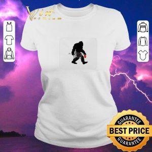 Awesome Sasquatch Disc Golf Bigfoot shirt sweater