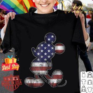 Disney Americana 4th of July Mickey Mouse shirt