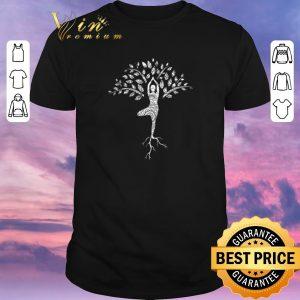 Funny Yoga Zen tree of life shirt sweater