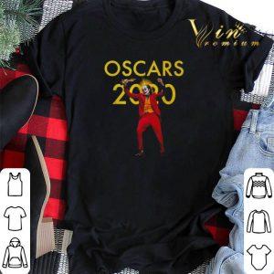 Joaquin Phoenix Joker Oscars 2020 shirt sweater