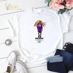 Los Angeles Lakers 24 RIP Kobe Bryant 1978 2020 signature shirt sweater
