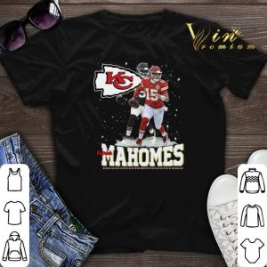 Patrick Mahomes Kansas City Chiefs Champions shirt sweater