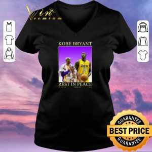 Premium RIP Kobe Bryant rest in peace we miss you thank you goat Lakers shirt sweater