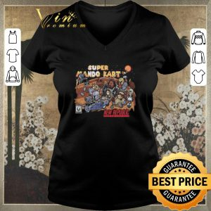 Pretty Super mario kart new republic The Mandalorian shirt sweater