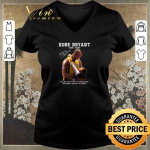 Top RIP Kobe Bryant 1978 2020 signed The Mamba The Myth The Legend shirt sweater