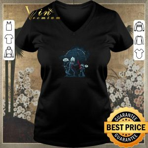 Awesome Rick and Morty Star Wars use your anger don't be a pussy shirt sweater