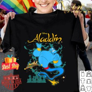 Disney Aladdin Genie's Magic Carpet Ride shirt