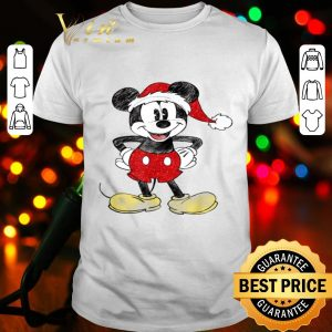 Disney Christmas Mickey Mouse shirt