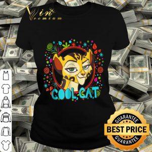 Disney Lion Guard Cool Cat shirt