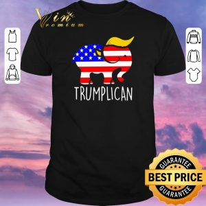 Nice Trumplican Elephant Trump 2020 shirt sweater