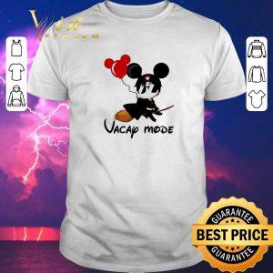 Top Harry Potter mashup Mickey vacay mode shirt sweater