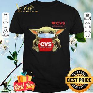 Baby Yoda Cvs Pharmacy Coronavirus shirt