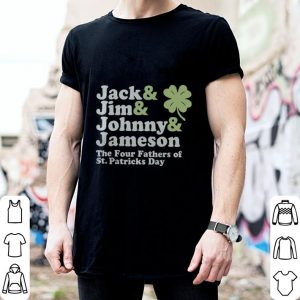 Jack Jim Johnny Jameson fathers shirt