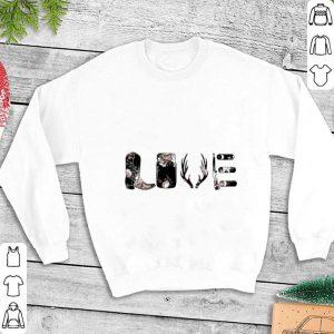Love Hunting shirt