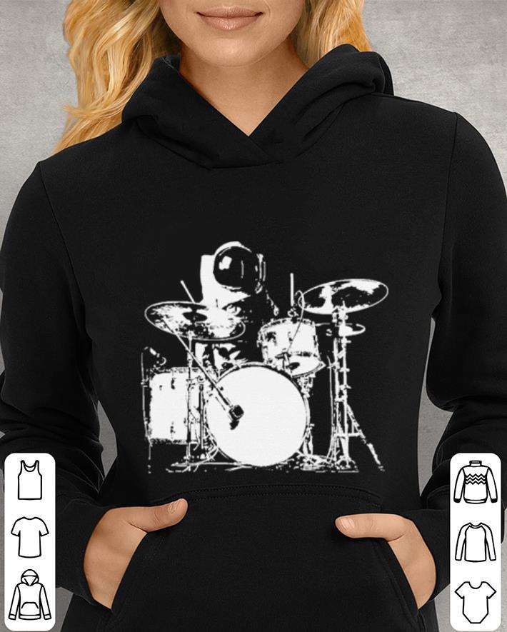 Space drummer shirt 4 - Space drummer shirt