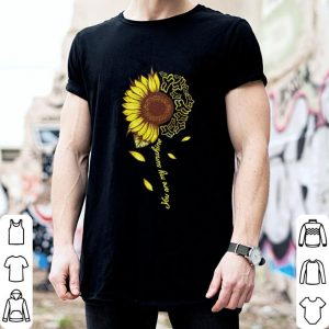You are my sunshine Sunflowers Fox Racing Motocross shirt