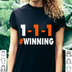 1-1-1 Winning Cleveland football shirt 2
