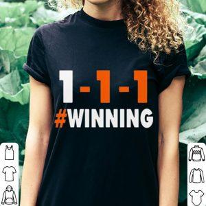 1-1-1 Winning Cleveland football shirt 2