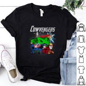 Cow Cowvengers Marvel Avengers Endgame shirt
