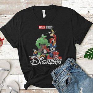 Disvengers Mouse studios Marvel Avengers Endgame shirt