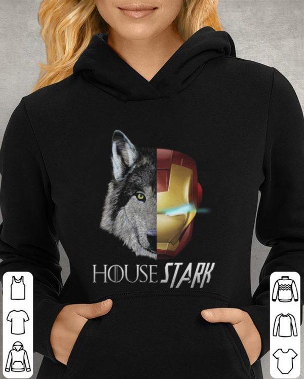 Iron Man House Stark GOT shirt