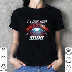 Iron Man I Love You 3000 shirt 2