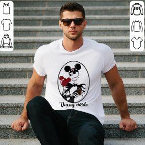 Jack Skellington vacay mode cream Mickey mouse balloon shirt