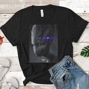 Marvel Avengers Baby Groot Avenge the fallen shirt