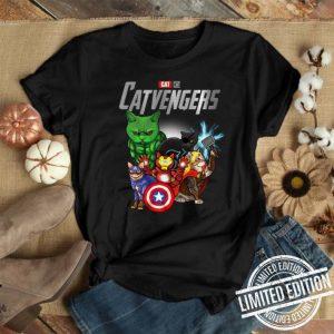 Marvel Avengers Endgame Cat Catvengers shirt