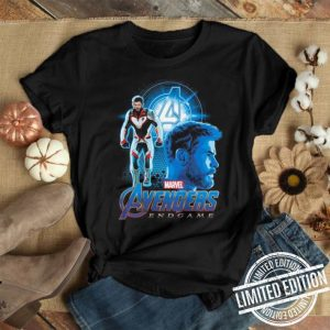 Marvel Avengers Endgame Thor Suit uniform shirt