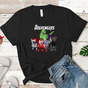 Marvel Dogvengers Frenchie Avengers Endgame Labrador shirt