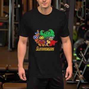 Marvel Slothvengers Avengers Endgame Sloth shirt