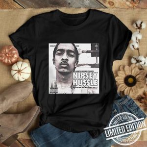 Nipsey Hussle all money in records presents bullets aint got no name shirt