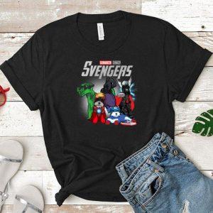 Svengers Marvel Endgame Schnauzer shirt
