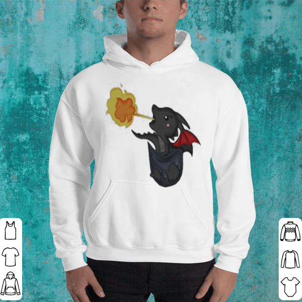 Drogon Dracarys in the pocket Game Of Thrones shirt