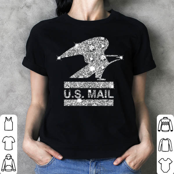 Sprinkle Eagle U.S mail shirt