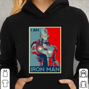 Avenger Endgame I am Iron man Vintage shirt 2