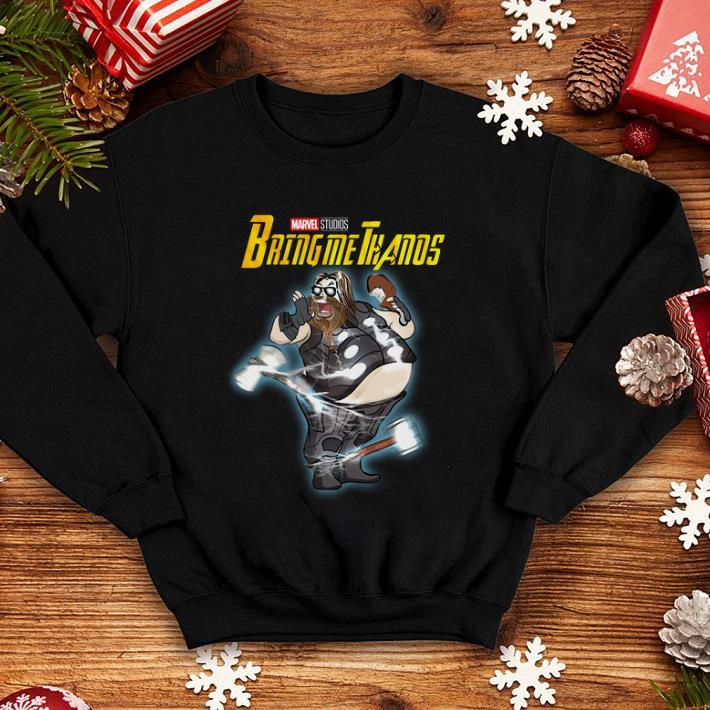 Avengers EndGame Fat Thor Bring Me Thanos shirt 4 - Avengers EndGame Fat Thor Bring Me Thanos shirt