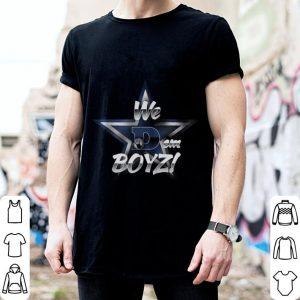 Dallas Cowboys We dem boyz shirt