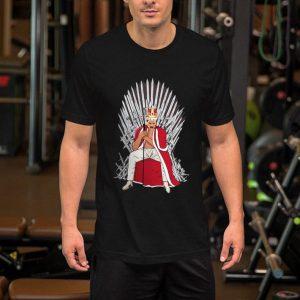 Freddie Mercury king Game Of Thrones shirt