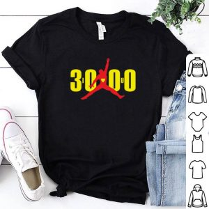 I love you 3000 Iron Man Air Jordan Game Of Thrones shirt