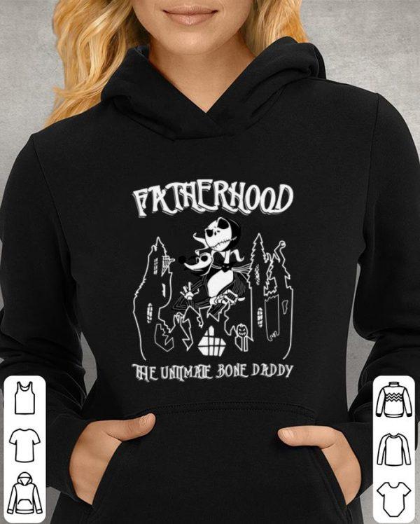 Jack Skellington fatherhood the untimate bone daddy shirt
