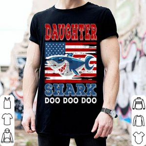 Daughterhark Doo Doo Doo American Flag shirt