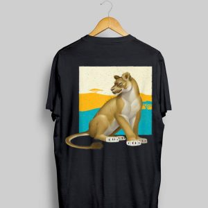 Disney The Lion King Nala Pride Lands Live Action shirt