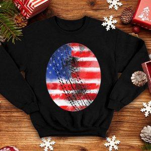 Football American Flag Usa Pride Sports Team Patriotic shirt