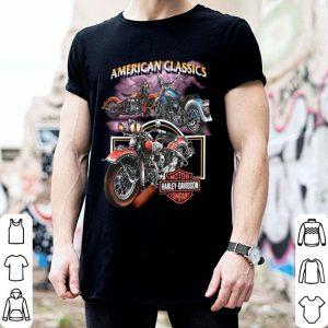Motorcycles Harley Davidson American Classics shirt