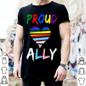 Proud Ally LGBT Pride shirt